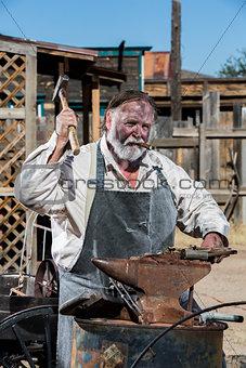 Old West Blacksmith