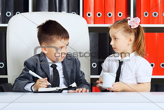 Little Businessmen