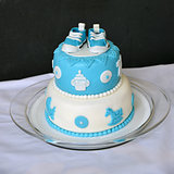 cake for a birth