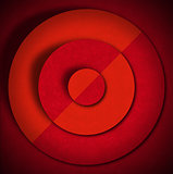 Red and Orange Velvet Abstract Background