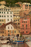 fishing net, Camogli in Liguria