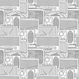 Seamless radio pattern