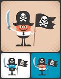Pirate Businessman