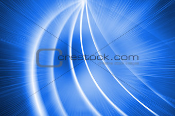 Background with bright lines