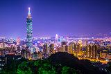 Taipei Skyline