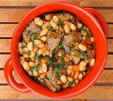 White Beans Stew