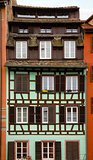 old house in Strasbourg