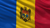 Flag of Moldova