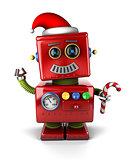 Santa Claus robot