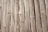 Close up of gray wooden wall