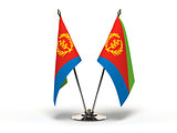 Miniature Flag of Eritrea