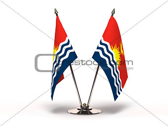 Miniature Flag of Kiribati