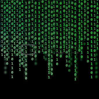 Abstract Green Binary Code