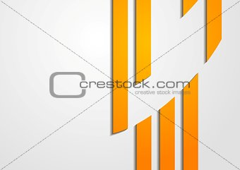 Bright vector business style background