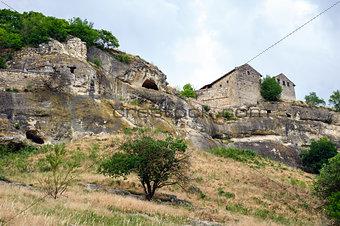 Chufut-Kale, medieval mountain city