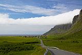 Road to Unstad