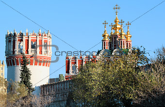 Church and Tower of the Novodevichy Convent