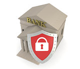 bank security concept