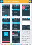 Phone elements