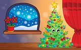 Christmas indoor theme 1