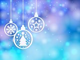Christmas theme background 5