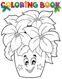 Coloring book Christmas thematics 3