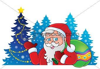 Santa Claus theme image 6