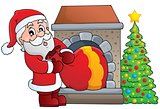 Santa Claus theme image 7
