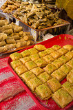 Moroccan pastry