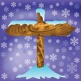 winter arrow