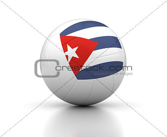 Cuban Volleyball Team