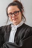 Lawyer portrait