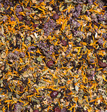 Texture of herbal tea