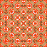 Design seamless decorative diagonal pattern