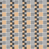 Design seamless vertical checked pattern