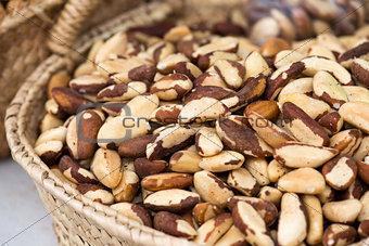 Brazil Nuts On The Market