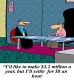 Salary Negotiation