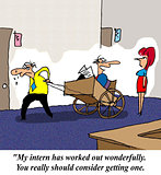 Intern Responsibilities