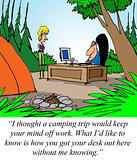 Workaholic and Vacation