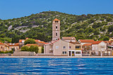 Town of Tisno waterfront, Croatia