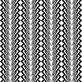 Design seamless monochrome vertical pattern