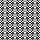 Design seamless monochrome vertical pattern