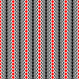 Design seamless vertical pattern