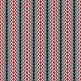 Design seamless vertical pattern
