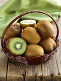tropical fruit fresh sweet ripe kiwi