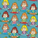 seamless dolls