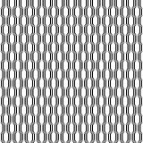 Design seamless monochrome lattice pattern