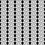 Design seamless monocrome vertical lacy pattern