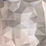Geometric  abstract triangular mosaics
