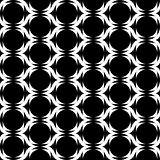 Design seamless monochrome vertical geometric background